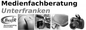 Logo der Medienfachberatung Unterfranken